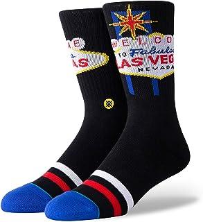 Stance Mens Glitter Gultch Socks - Black