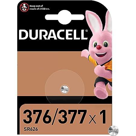 Duracell Specialty 377 Silberoxid Knopfzelle 1 55 V Elektronik