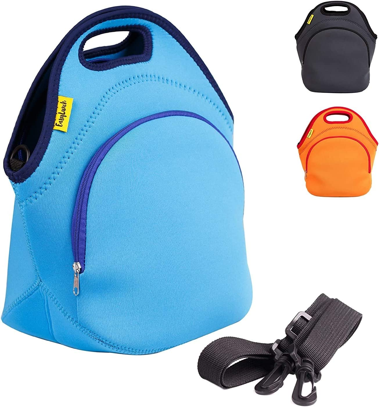 Neoprene Lunch Ranking TOP17 Bags Insulated Fashionable Box For - quality assurance Women