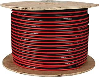 Metra SWRB16-500 Zip Wire 16 Gauge 500-Foot Each (Red and Black)