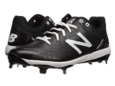 New Balance 4040v5 Metal (Black/White) Men