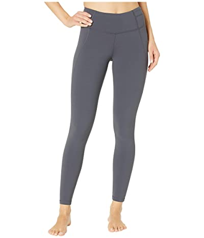 Prana Momento 7/8 Leggings (Coal) Women