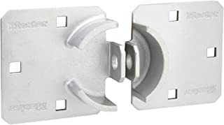 Master Lock Hasp, Solid Steel Hidden Hasp, 9 in. Wide, 770