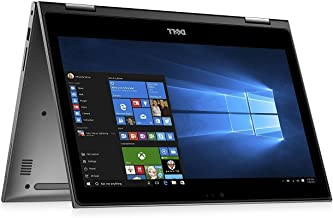 2018 Dell Inspiron 13 5000 5379 2-IN-1 Laptop - 13.3in TouchScreen FHD (1920x1080), 8th Gen Intel Core i7-8550U, 256GB SSD, 8GB DDR4, Backlit, IR Webcam, Windows 10 (Renewed)