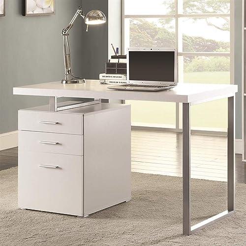 Contemporary Office Desks: Amazon.com