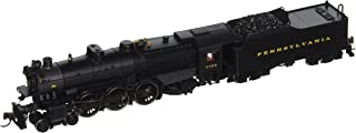 Bachmann Industries PRR K-4S 4-6-2 #3750 Pacific Steam Locomotive with DCC Sound - Post-War with Modern Pilot (N Scale)