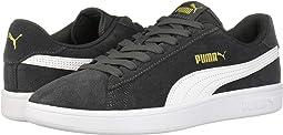 Asphalt/Puma White/Puma Team Gold