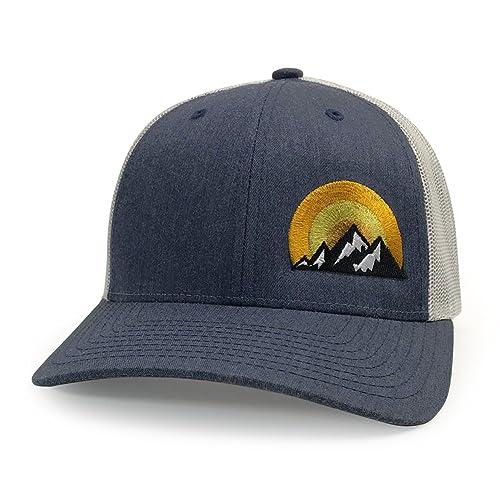 ea9fa5c73 Mountain Trucker Hat: Amazon.com
