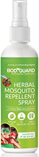 Bodyguard Herbal Mosquito Repellent Spray With Goodness Of Essential Oils And Aloe Vera Extracts - 100 Ml