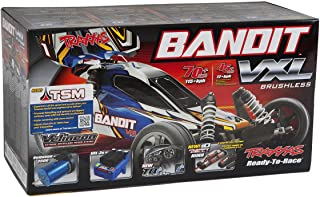 RC CARS Traxxas Bandit VXL 1/10 Buggy with TSM TRA24076-3
