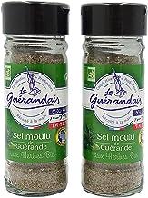 【2個セット】ル ゲランデ ゲランドの塩 セル マリン ハーブ 【調味細粒塩】 85g