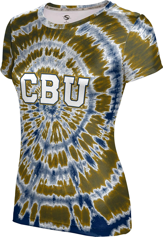 ProSphere California Baptist University Girls' Performance T-Shirt (Tie Dye)