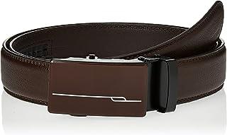 SHADOW Men's Automatic Ratchet Click Sliding Adjustable Belt Design 2