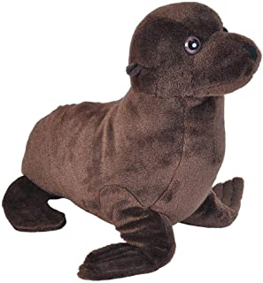 Wild Republic Sea Lion Plush Soft Toy, Cuddlekins Cuddly Toys, Gifts for Kids 30 cm