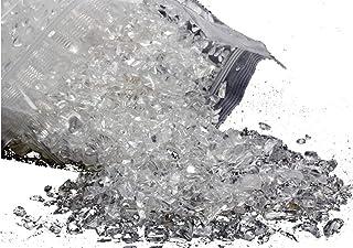 水晶さざれ 小粒 サイズS 200g 天然石 パワーストーン 高透明 天然 現地グレード最上級 クリスタル チップ 浄化 天然水晶 ~響~オリジナルブランド オルゴナイトS200
