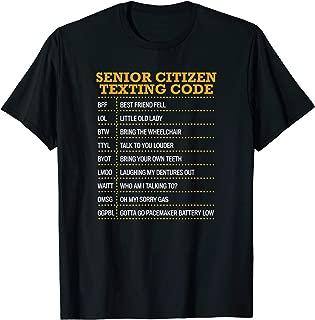 texting codes abbreviations for seniors
