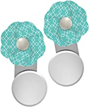 The First Years Quick Cover Creator Nursing Cover Clips Blue