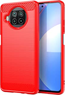 FanTing Case for Xiaomi Mi 10T Lite 5G, Anti-Slip Ultra Thin Shock Absorption Anti Scratch Protective, Cover for Xiaomi Mi...