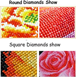 CRPSEN Diamond Painting Accessory Wholesale Square Rhinestone Resin Diamonds 447 Colors/Bag can Choose Color Accessory Blank Canvas, Sales for 1 Bag=200 Pieces (447 Bag)