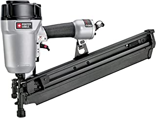 "PORTER CABLE FR350BR 22-Degree Full Round Head Framing Nailer Kit, 3-1/2"" (Certified Refurbished)"
