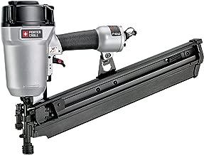 PORTER CABLE FR350BR 22-Degree Full Round Head Framing Nailer Kit, 3-1/2