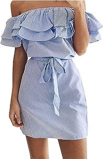 Best blue seersucker dress Reviews