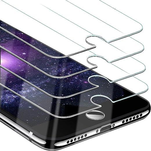Beikell Panzerglas für iPhone SE 2020, iPhone 8, iPhone 7, iPhone 6S und iPhone 6, Gehärtetes Glas Schutzfolie, 9H Härte, Kratzfest, Blasenfrei, 4…