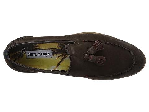 Steve Tassler Steve Madden ChocolateGreyNavy Tassler ChocolateGreyNavy Madden RWBqqS1ag
