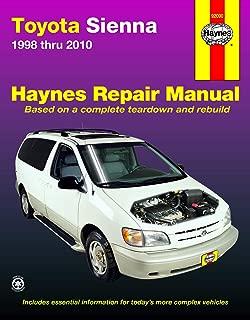 Best 2010 toyota sienna repair manual Reviews