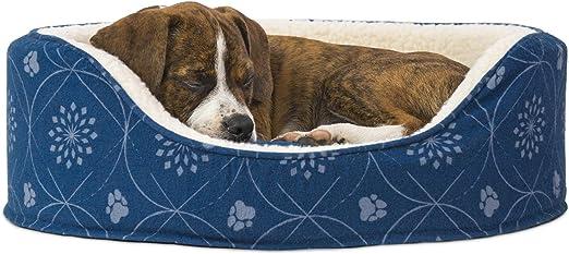 Furhaven Pet Orthopedic Lounger