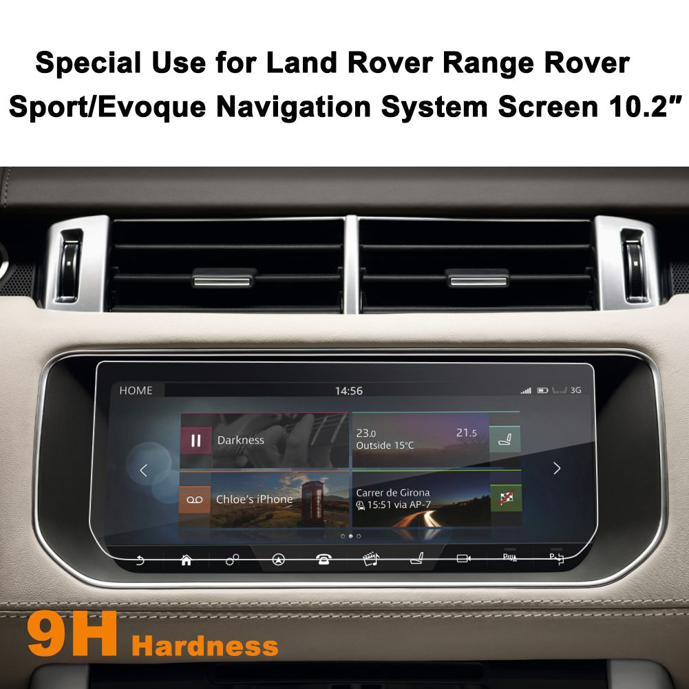 9H Tempered Glass Infotainment in-Dash Center Touch Screen Protector Anti Scratch High Clarity LiFan 2017 Mazda CX-5 7Inch LFOTPP Mazda CX-5 2017-2019 7 Inch MZD Connect Car Navigation Screen Protector,