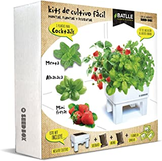 Amazon.es: Envío internacional elegible - Kits de cultivo en casa ...