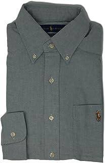 2c632ce36 Polo Ralph Lauren Men's Long Sleeve Oxford Button Down Shirt  BsrGreenBucket-S