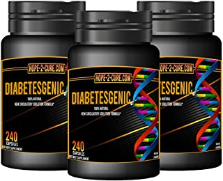 DIABETESGENIC TM, The ONLY Herbal Dietary Natural Supplement Remedy That Contains Medicinal Plants That May...
