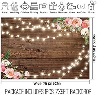 8x12 FT Deer Vinyl Photography Backdrop,Modern Artsy Illustration of Skull and Wolves with Floral Design Majestic Antler Background for Baby Birthday Party Wedding Studio Props Photography