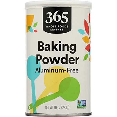 365 by Whole Foods Market, Baking Powder (Aluminum-Free), 10 Ounce
