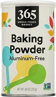 365 by Whole Foods Market, Baking Powder (Aluminum-Free), 10 Ounce