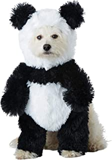 Black/White_Panda Pooch Dog Costumes