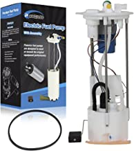 POWERCO Fuel Pump E8595M Replacement For Infiniti QX56 2004 2005 2006, Replacement For Nissan Armada 2005 2006, and for Titan 2004 2005 2006 2007 w/Sending Unit Strainer (only for 5.6L 5552CC V8)