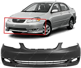 Best 2007 toyota corolla s front bumper Reviews