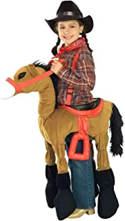 Forum Novelties Ride-A-Pony Costume for Toddler - Riding A Horse Costume
