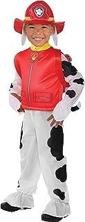 Nickelodeon Paw Patrol Marshall Deluxe Child Costume Small (4-6)