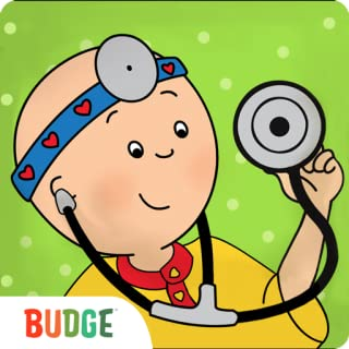 Caillou Check Up – Doctor's Visit Game for Kids