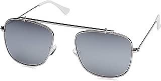 UV Protected Sport Men's Sunglasses - (M203SL5|56|Black Color Lens)