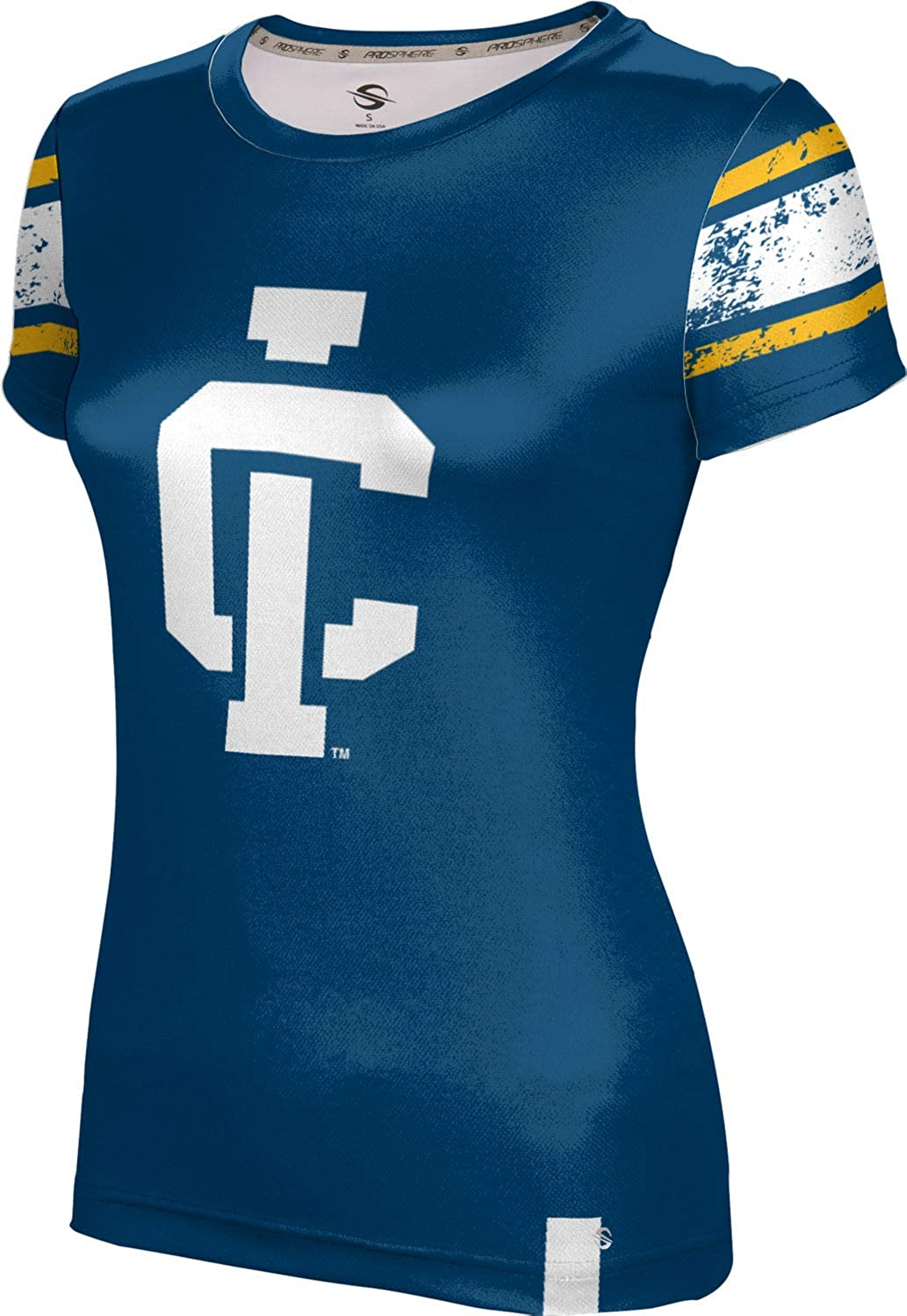 ProSphere Ithaca College Girls' Performance T-Shirt (End Zone)