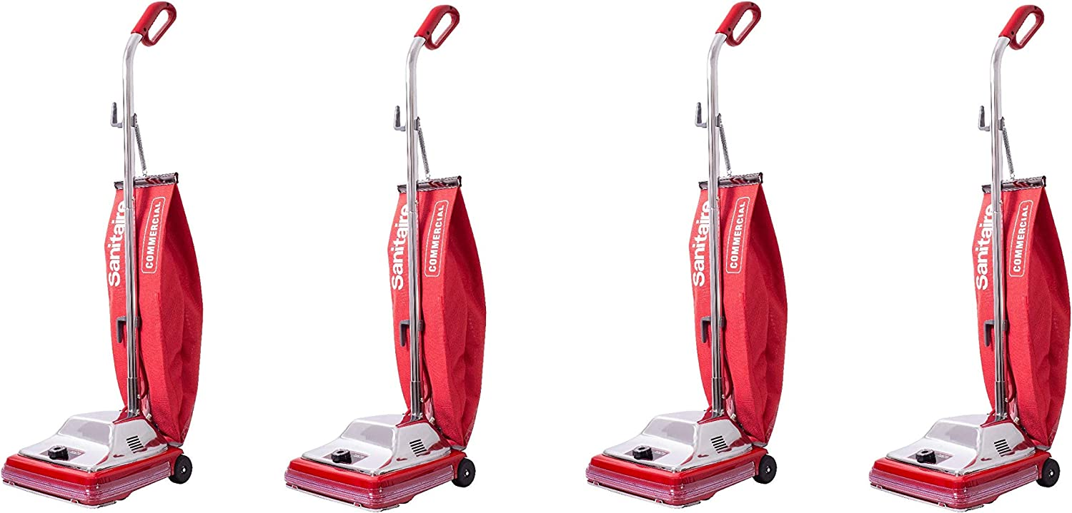 Sanitaire Tradition Upright Bagged Commercial Fresno Mall SC886F Very popular 4 Vacuum