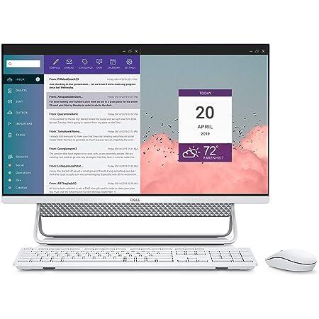 """Dell Inspiron 27 AIO, 27"""", FHD, Intel Core i7-10510U, NVIDIA MX110 2GB, 1TB HDD + 512 GB SSD, 15-15.99 Inches"""