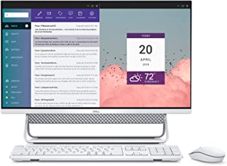 "Dell Inspiron 27 AIO, 27"", FHD, Intel Core i7-10510U, NVIDIA MX110 2GB, 1TB HDD + 512GB SSD Storage, 16GB RAM, i7790-7388S..."