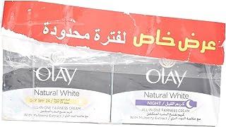 Olay Natural White Day cream Night cream 50 ml