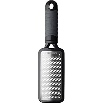 Microplane 44002 Home Series Fine Cheese Grater - Black